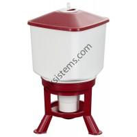 Поилка за Птици Автоматична 50 литра с Крака
